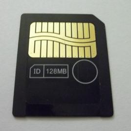 Smartmedia Card Para Korg Triton Le