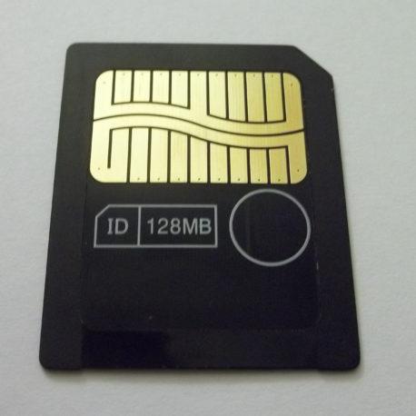 128MB Smartmedia Card