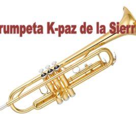Sample de Trumpeta K-paz de la sierra para teclados korg TR, TRiton le, Studio, Extreme